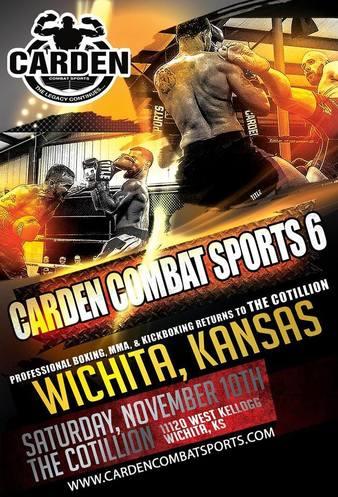 Carden Combat Sports 6