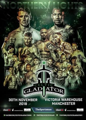 Celtic Gladiator 22