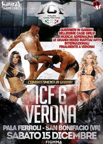 Italian Cage Fighting 6