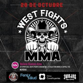 West Fights MMA