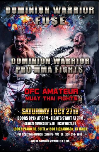 Dominion Warrior