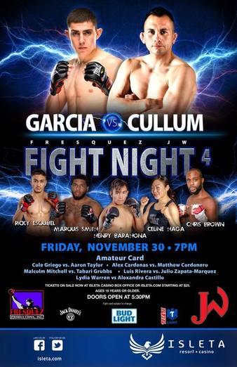 JacksonWink Fight Night 4
