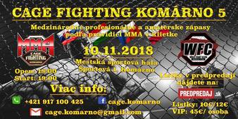 Cage Fighting Komárno 5