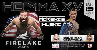HD MMA 15