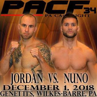 PA Cage Fight 34