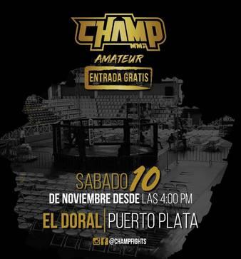 Champ MMA Amateur