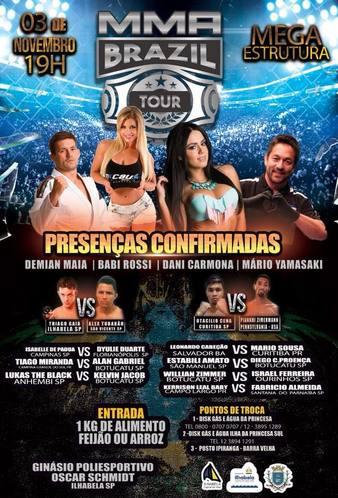 MMA Brazil Tour 1