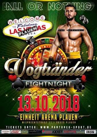 Vogtländer Fight Night 2