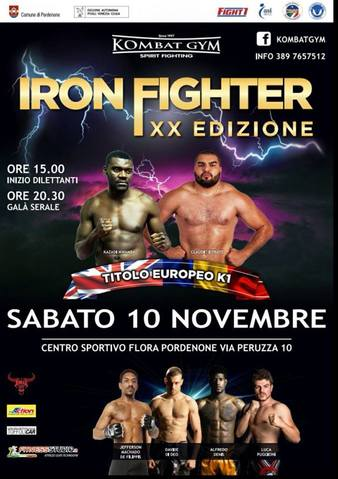 Iron Fighter 20