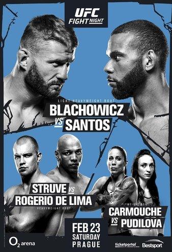 UFC on ESPN+ 3