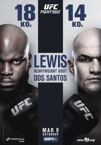 UFC on ESPN+ 4