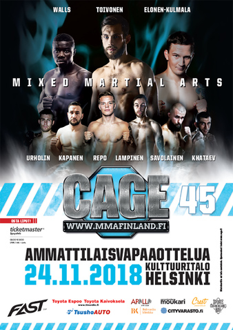 CAGE 45