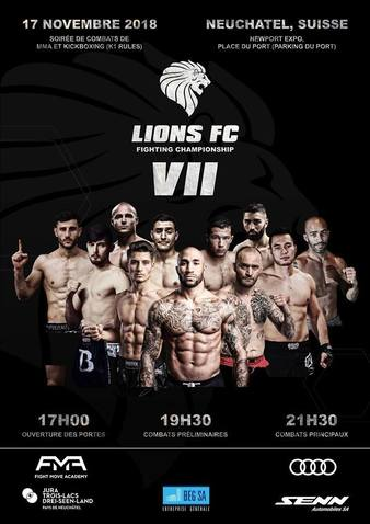 Lions FC 7