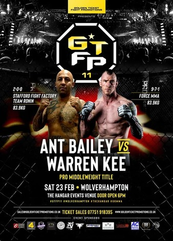 Golden Ticket Fight Promotions
