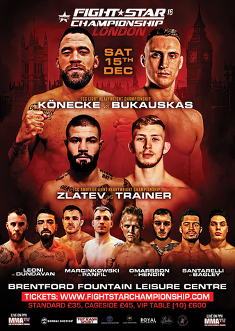 FightStar Championship 16