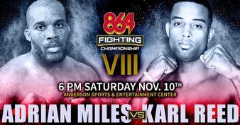 864 Fighting Championship
