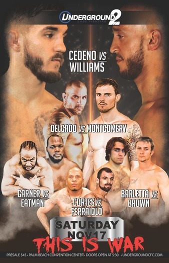 Underground Cage Fighting Championship 2