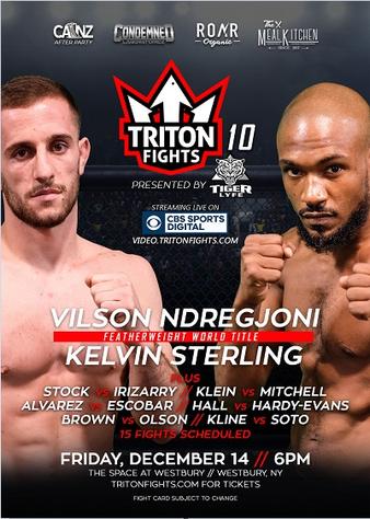 Triton Fights 10