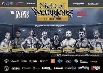 Night of Warriors 14