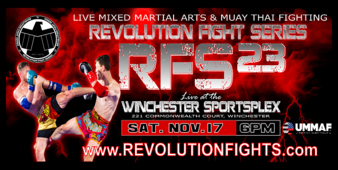 Revolution Fight Series 23