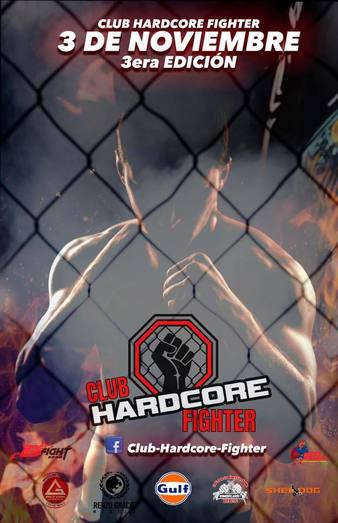 Club Hardcore Fighter 3