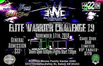 Elite Warrior Challenge 19