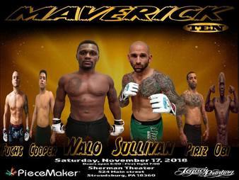 Maverick MMA 10