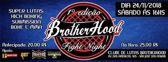 Brotherhood Fight Night 1