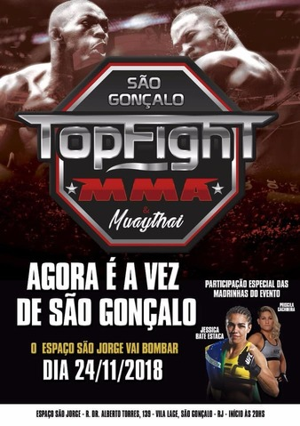 Top Fight MMA 8