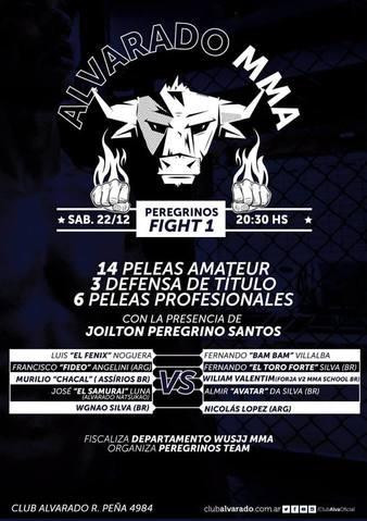 Peregrinos Fight