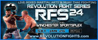 Revolution Fight Series 24