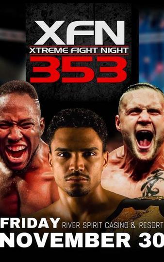Xtreme Fight Night 353