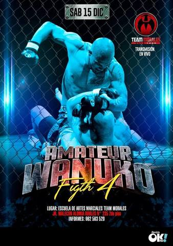 Amateur Wanuko Fight 4