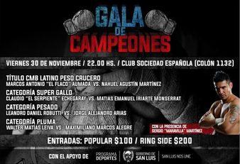 Gala de Campeones
