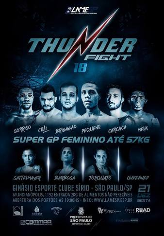 Thunder Fight 18