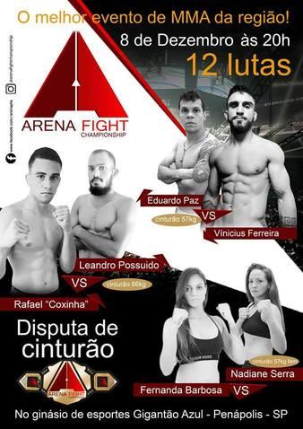 Arena Fight 2