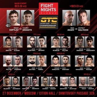 Fight Nights Global 91