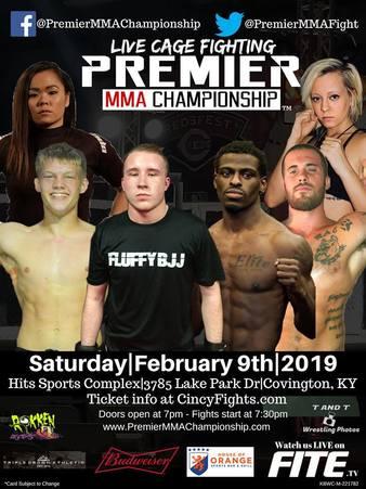Premier MMA Championship 11