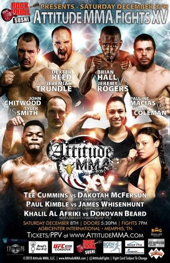 Attitude MMA Fights 15