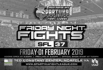 Spartyka Fight League 37