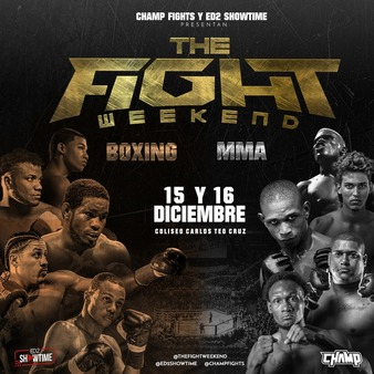 Champs Fights: The Fight Weekend
