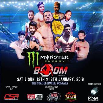 Boom MMA 10