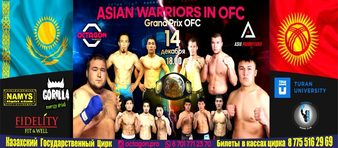 Asian Warriors in OFC