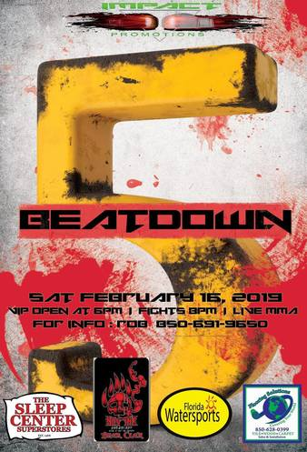 Beatdown at the Beach 5