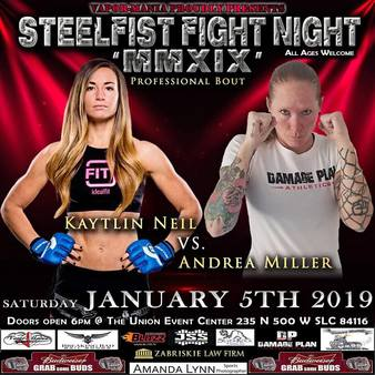 SteelFist Fight Night