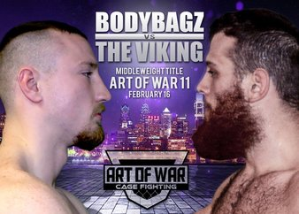 Art of War Cage Fighting 11