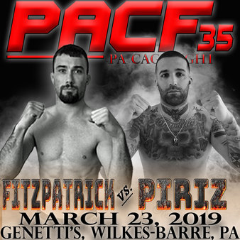 PA Cage Fight 35