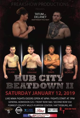 Hub City Beatdown 2