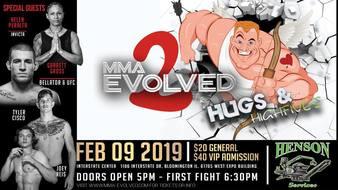 MMA Evolved 2