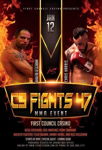 C3 Fights 47